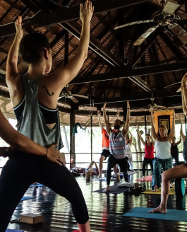 Thailand Yoga Retreat Video – Blooming Lotus Winter 2015