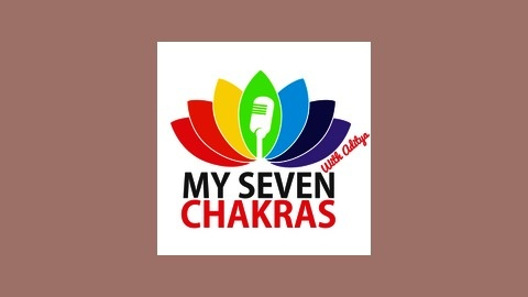 My podcast interview with My Seven Chakras