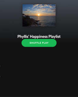 My Happiness Playlist