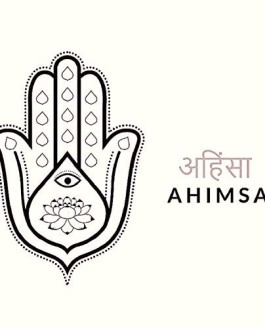 A yoga teacher's thoughts on Ahimsa